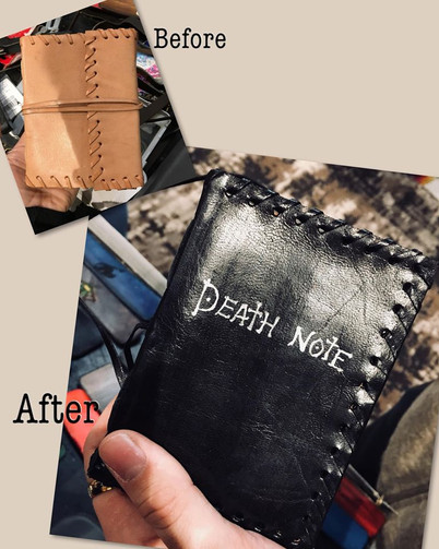 Custom Death Note Journal