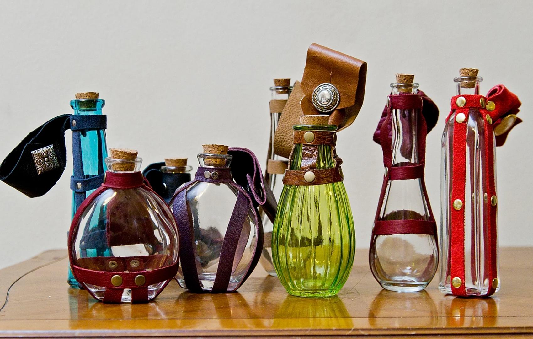 Bottle Assortment