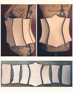 Corset Patterning