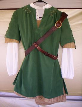 Link's Legend of Zelda Outfit
