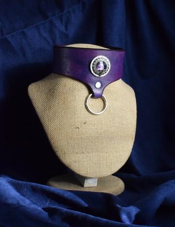 Purple O-Ring Collar