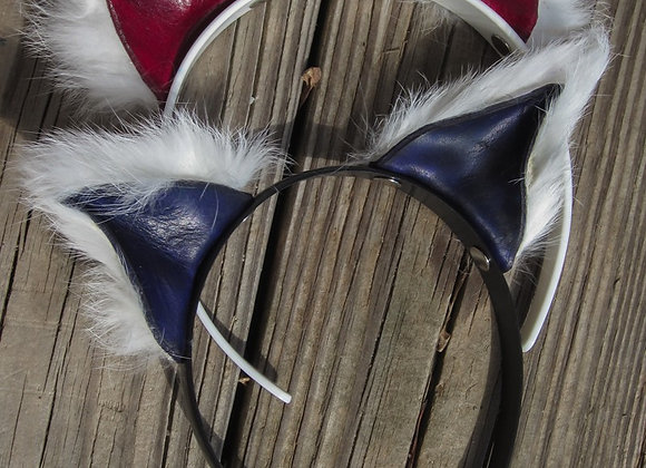 Cat, Wolf, and Fox Ears