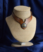 Simple Brown Necklace