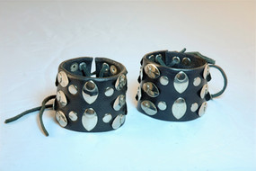Scaled Cuffs