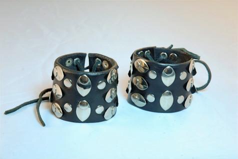 Scaled Cuffs