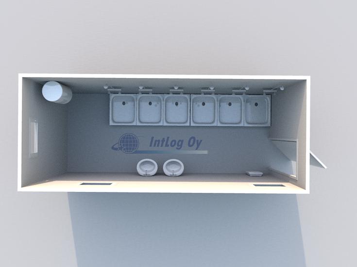 Shower Module (20')