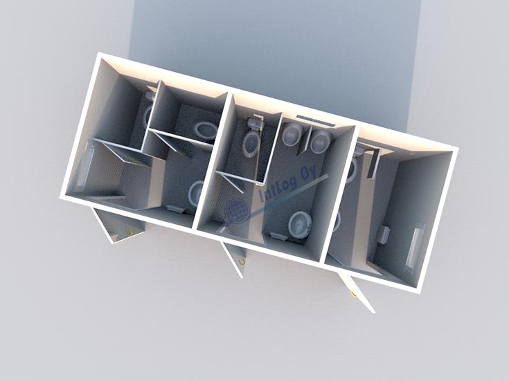 Toilet Module 2 (20')
