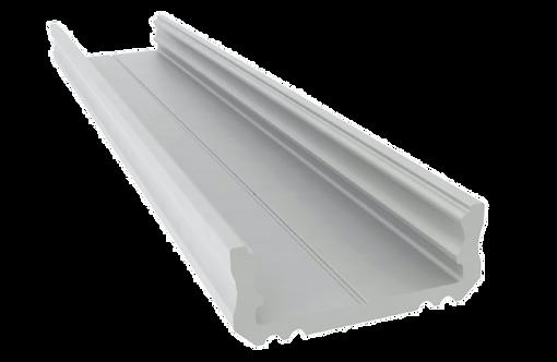 VATI profiili P1-16x6,3 mm, anod