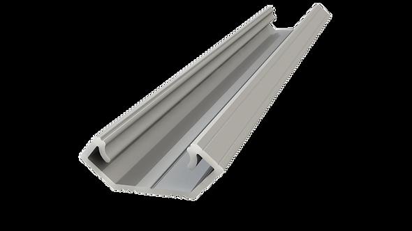 VATI profiili K1-16,2x8,5x2000mm, anod