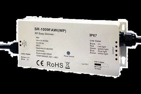Led-säädin WI-FI-4CH-RF-IP67, 12-36V