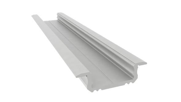 VATI profiili U1-22x6,3x2000mm, anod