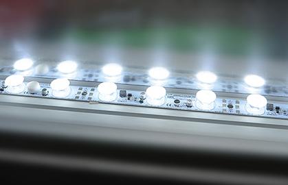 STELLA LED-valoprofiili Edgemax-480mm-24V