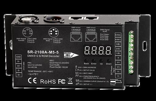 DMX-controller 2108A-M5-5