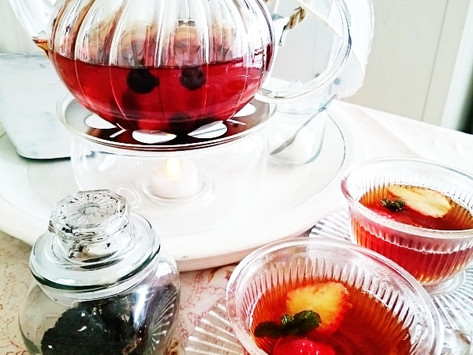 ◆4/12 香り華やぐブレンドティー~世界の紅茶を巡って~