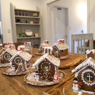 ◆12/2 2017年のXmasはヘクセンハウスお菓子の家作りに挑戦してみませんか?