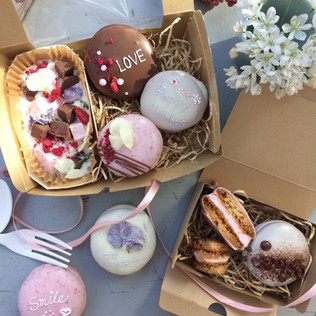 ◆2/12 cafeNAVYパティシエ鈴木由弥子と作る、手作りバレンタインのワークショップ