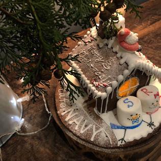 ◆12/1 ヘクセンハウスお菓子の家作りワークショップ 2019