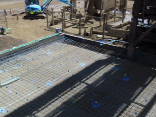Hope Downs Environmental Concrete Project