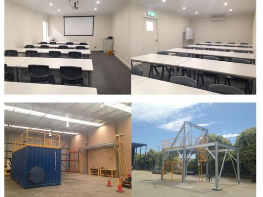 Workforce Training Facility Refurbishment