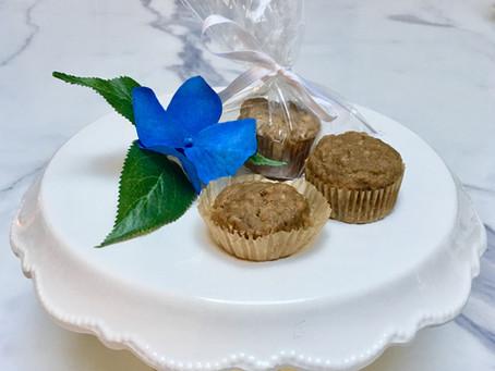 Mini Oat Muffins