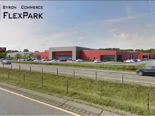 Byron Commerce Flex Park