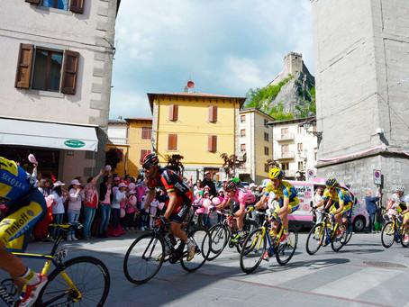 Il Giro d'Italia 2021 fa tappa a Sestola!