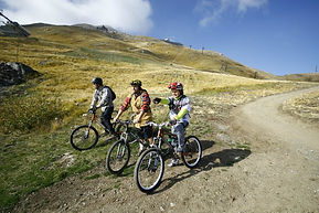 i mountain bike fino al monte cimone