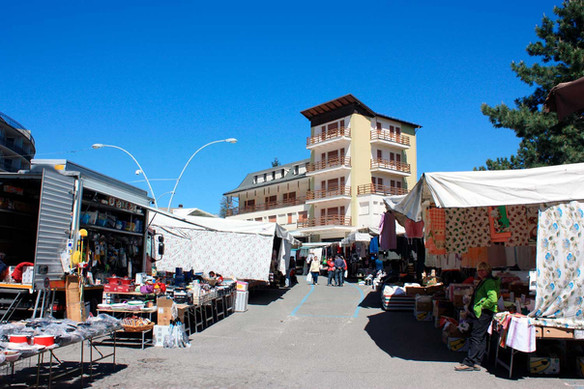 Mercato Piazza Passerini