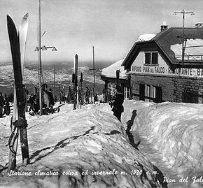 la storia dello sci a sestola