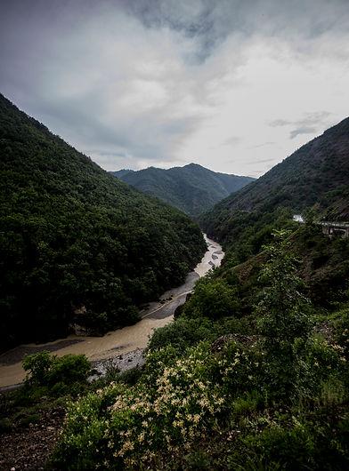 fiume borbera valle