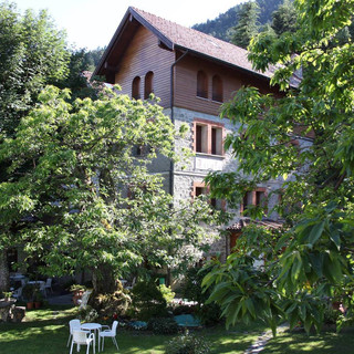 Hotel Tirolo in estate
