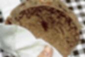 ciaccio di farina di castagne