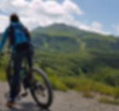 e-bike a sestola cimone