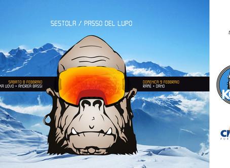 Kong, l'après-ski ai piedi del Cimone