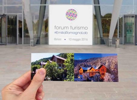 L'Hotel Tirolo a #EmiliaRomagnaLab
