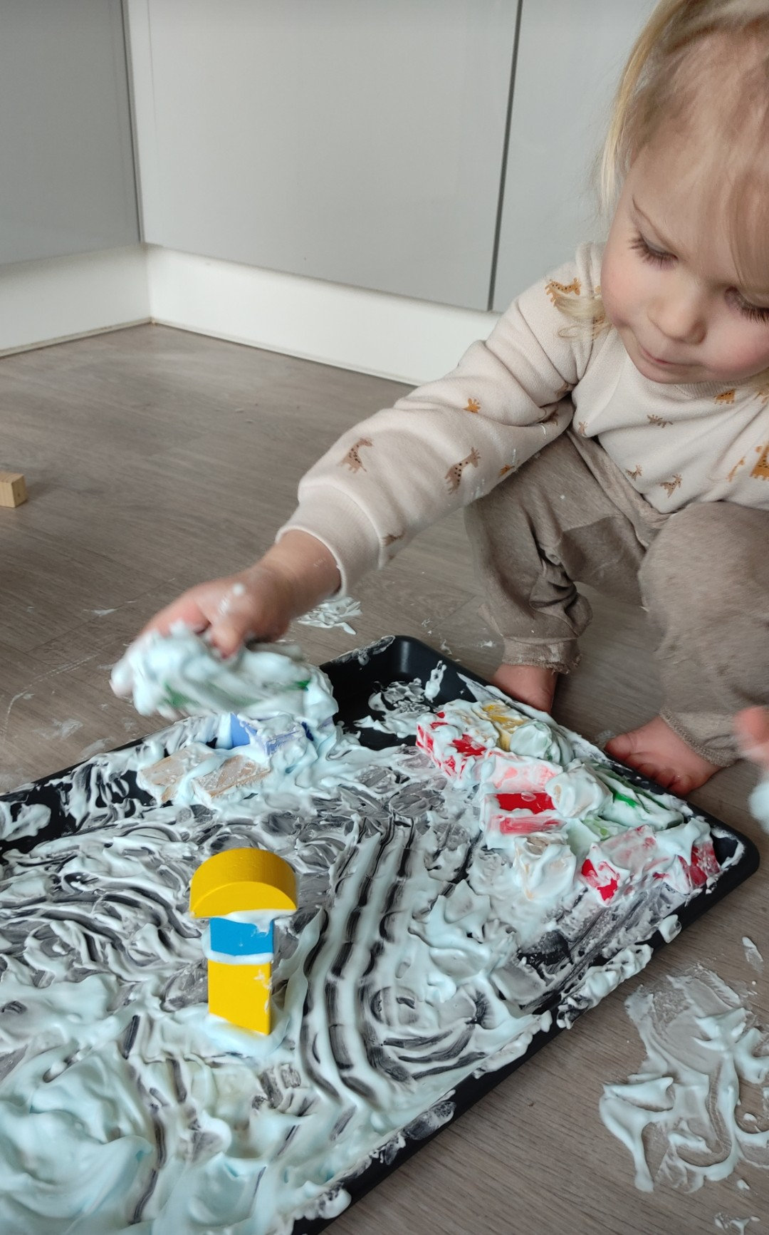 Toddler Messy Play