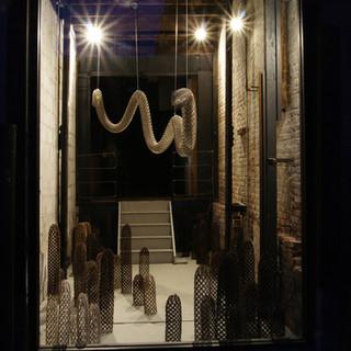 Muriel Gepin Gallery Installation