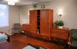 Dresser and Storage