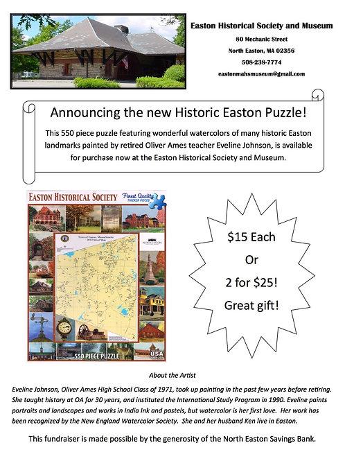 Easton Historic Puzzle