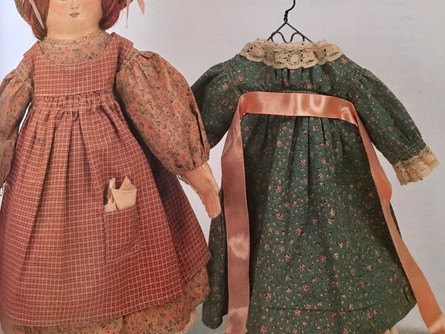 Historical Era Doll Clothes