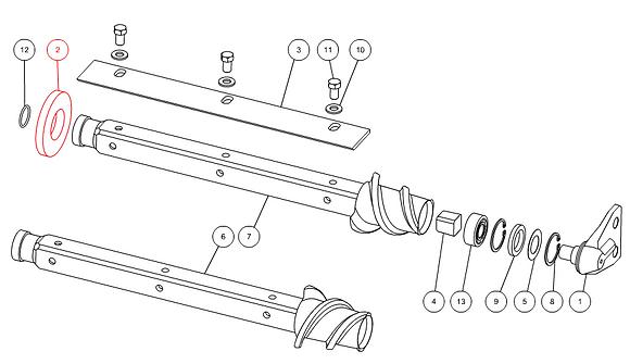 Rondelle CAPELLO M1-80004