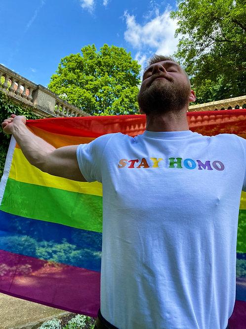 STAY HOMO (Pride Edition)