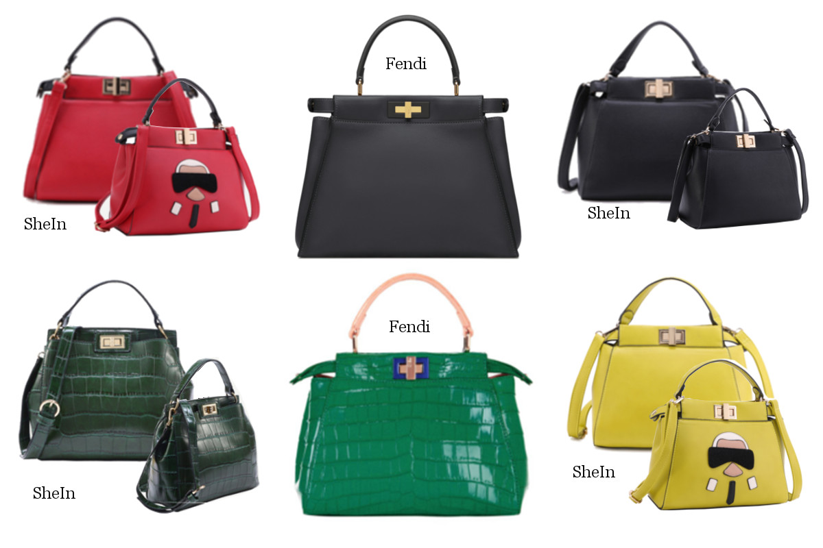 Fendi Bag Types