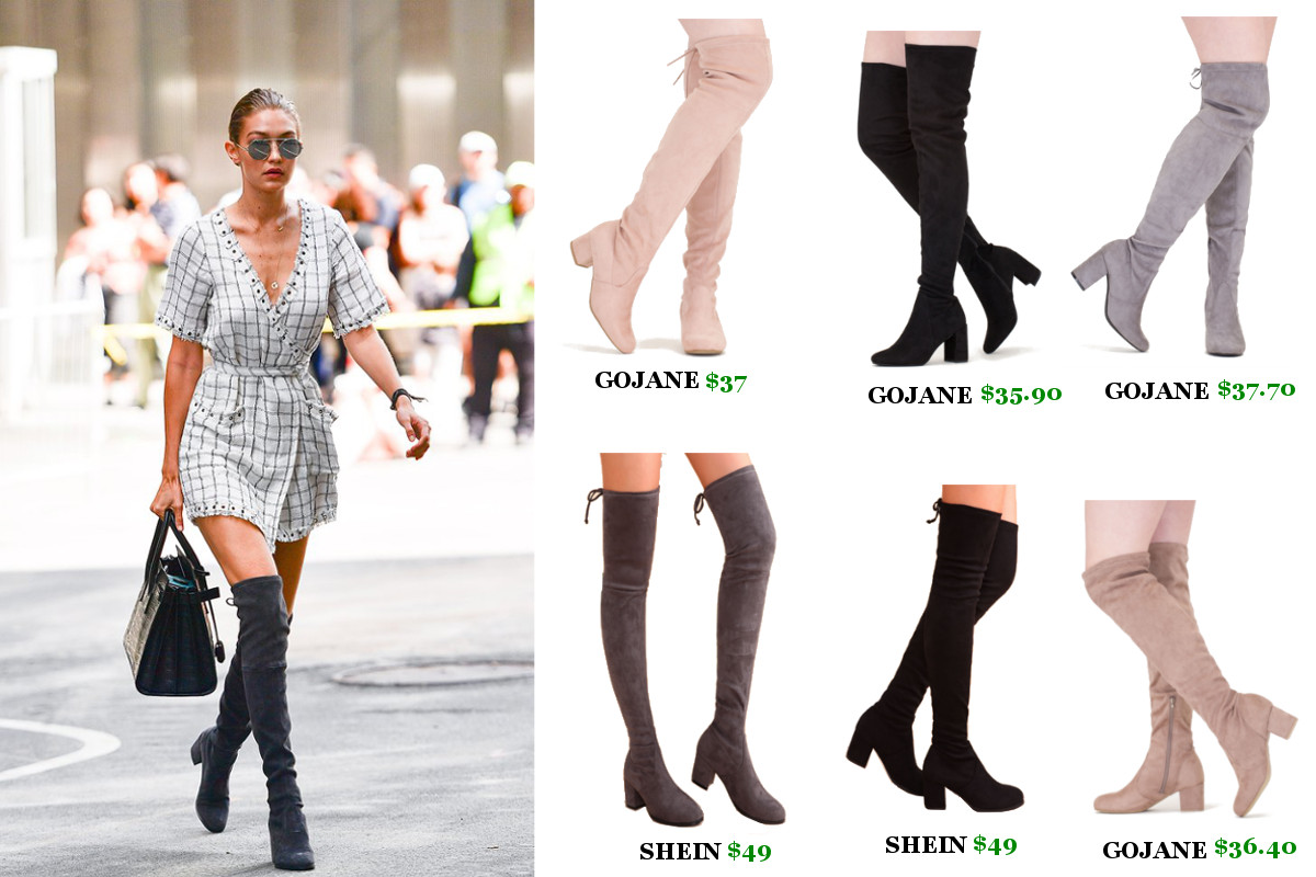 Today`s Steal: Stuart Weitzman Tieland Boots | StealTheReal ...