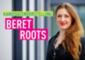 Kanidatenvorstellung Beret Roots Euroapakandidatin FDP