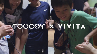 TOUCHY × VIVITA
