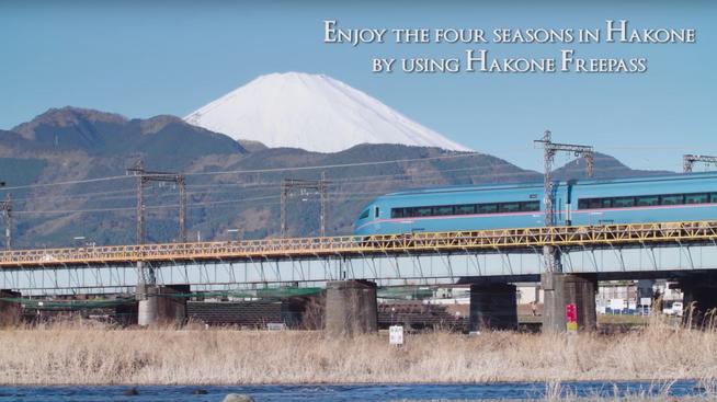 FOUR SEASONS IN HAKONE