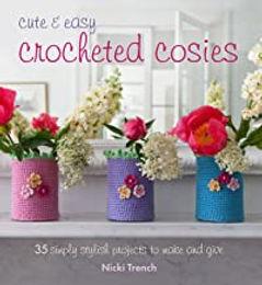 Cute and easy crochet cosies (2016)