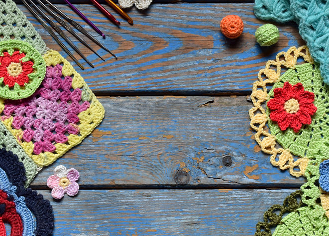 Equipment for knitting and crochet (hook