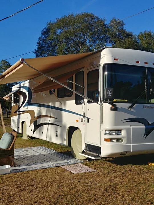 36ft Foretrave Motorhome